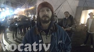 Shia LaBeouf Arrested During Live Stream