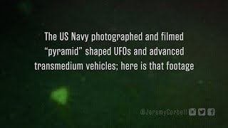 UFO Video from Navy Personnel, Pentagon Confirms.