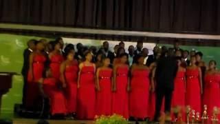 Tswelopele Chorus @GACMA2016 - Vukani Mawethu