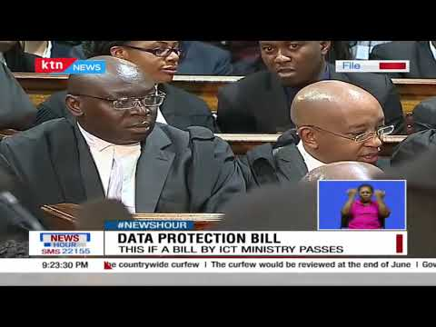 Data Protection Bill:IEBC could see their election data & transmission servers hosted in the country