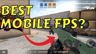 Standoff 2 - MOBILE FPS ALPHA FIRST LOOK COMMENTARY