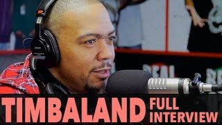 BigBoyTV - Timbaland on The Future of Music, New Book, Subpac and The Next Phase