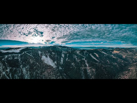 Altes Almhaus | AUSTRIA | DJI Mavic Air 2 | 4K