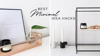 BEST DIY IKEA HACKS 2019 | Minimal DIY Projects