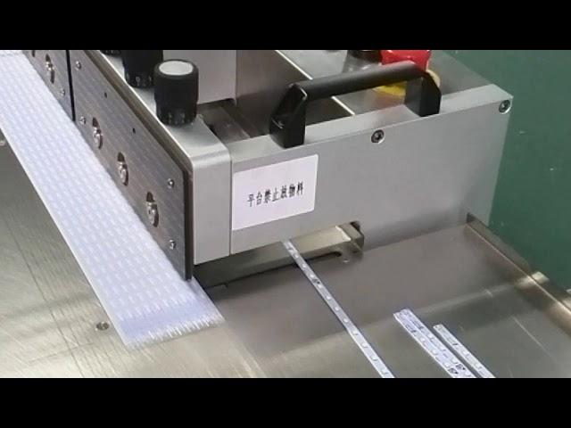 Muti blade V cut Cutting Machine ML 750