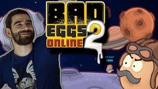 Darmowe Gry Online - Bad Eggs Online 2 - KOSMOS!