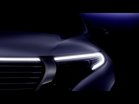 Mercedes-Benz EQ Preview World Premiere