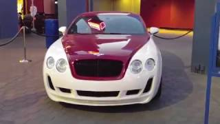 Fast & Furious 8 Bentley Continental & International MXT MVA Car Full HD 2017