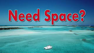 """Our """"Secret"""" Spots: Best Secluded Anchorages in the Exumas"""