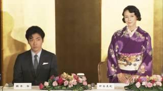 三島由紀夫「近代能楽集」DVD製作発表記者会見動画-1/3