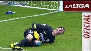 Encontronazo entre Bale y Courtois, se duele de la mano