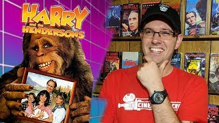 Harry and the Hendersons (1987) Cinemassacre Rental Reviews