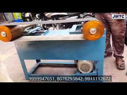 Glass Polisher Machine