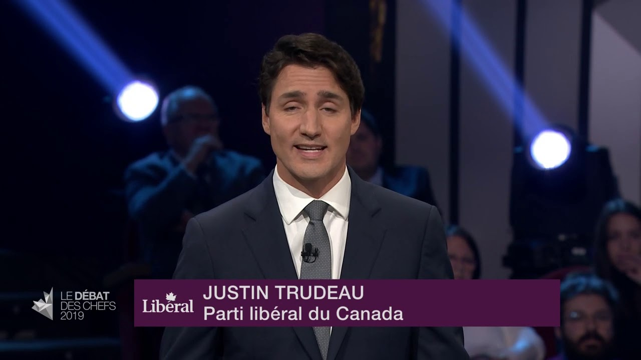 Justin Trudeau répond à la question d'un citoyen sur les mesures environnementales