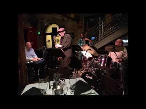 "My group, the Cohen-Rutkowski Project performs the blues, ""Twisted"" with vocalist Renee Gonzales."