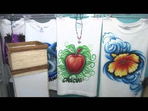 Video Newtip cancun special souvenirs