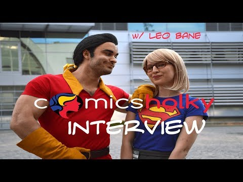 Leobane interview by Comics Holky