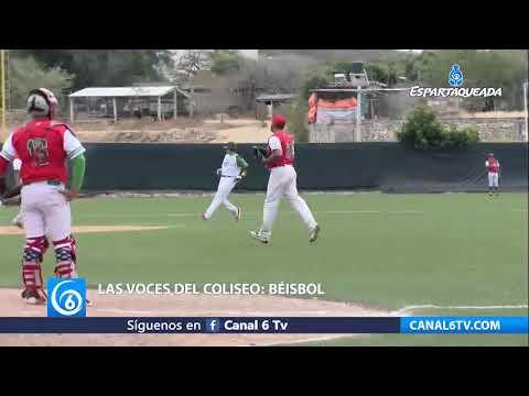 Las voces del coliseo: béisbol