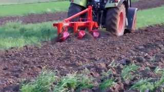 preview picture of video 'Pług jednobelkowy - Euro-masz maszyny rolnicze'