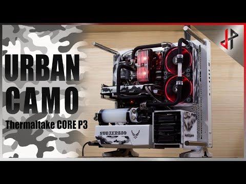 TT Core P3: Urban Camo Edition