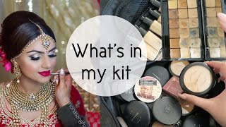 Whats In My Makeup Kit | Indian Bridal MUA