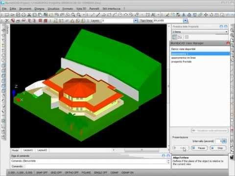 Software disegno cad 2d e cad 3d economico ma eccezionale for Software per disegno 3d