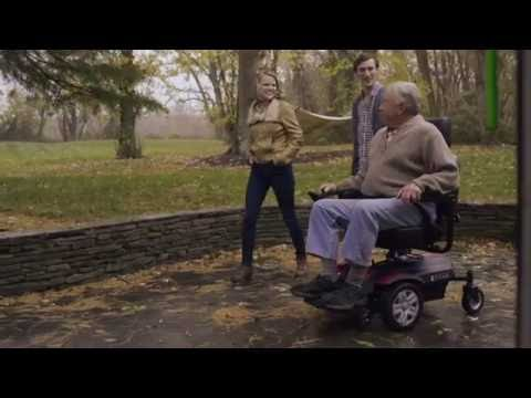 Connect to the World Around You with the Titan Power Wheelchair