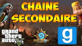 Chaîne Gaming - GTA 5, Hearthstone, Battlefield, Dark RP, H1Z1, et bien plus