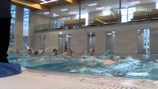 Iedereen Actief, VG Sport Zwolle, Zwemmen