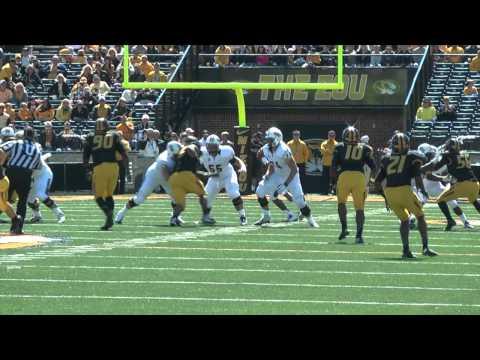 Mauk's four touchdowns leads Missouri Football past UCF
