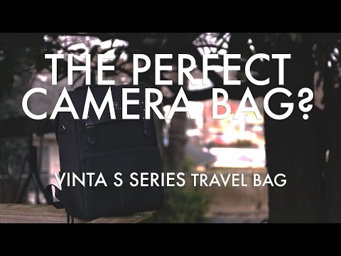 The Perfect Camera Bag? Vinta S Series Travel Bag | FULL REVIEW