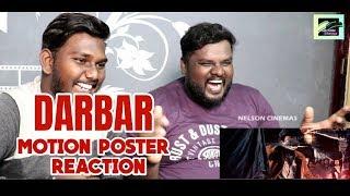 DARBAR MOTION POSTER REACTION | RAJINIKANTH | NAYANTHARA | NELSON CINEMAS