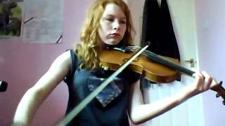 strength of the world - avenged sevenfold violin solo cover