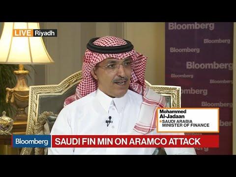 Saudi Finance Minister: Interruption to Economy, Revenue After Attack Is Zero