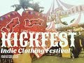 KICKFEST Indie Cloth Festival Malang