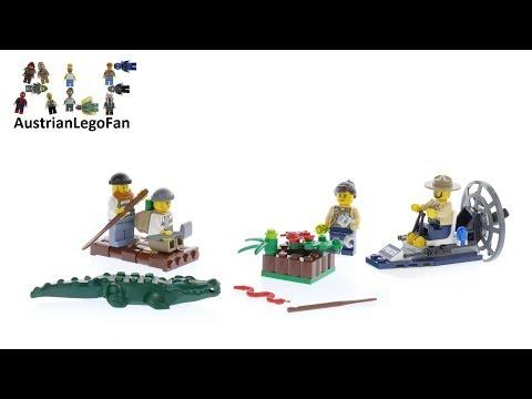 Vidéo LEGO City 60066 : Set de démarrage - Police des marais