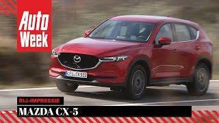 Mazda CX-5 - AutoWeek Review