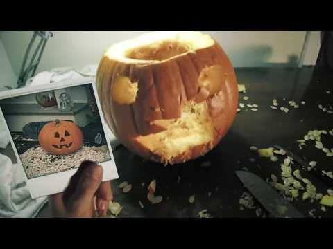 Carving a Pumpkin
