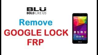 Blu Dash M D030 5 1 FRP Bypass Solución SIN PC Cuenta Google