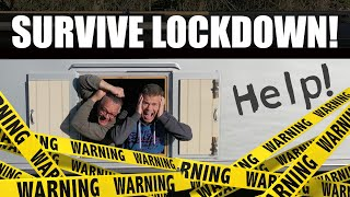 How to Survive Lockdown as a Narrowboat Liveaboard.