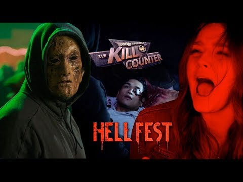 The Kill Counter - Hell Fest