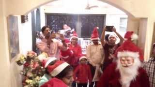 preview picture of video 'Youth Carols at St Alphonsa Unit, Vartak Nagar, Thane'