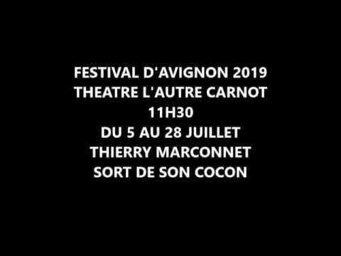Thierry Marconnet sort de son cocon