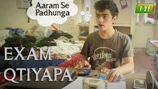 Aaram Se Padhunga  Exam Qtiyapa