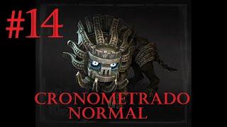 Coloso #14 - Ataque Cronometrado (Normal) - Shadow of the Colossus PS4 HD