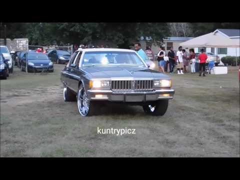 Pontiac Parisienne on custom rims
