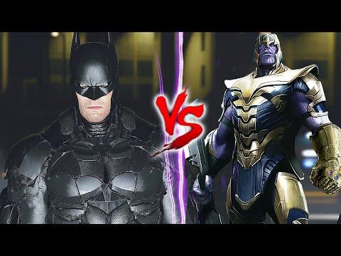 Mach10 Flash VS Thanos / GTA V Mods - смотреть онлайн на Hah