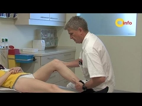 Operative Kniearthroplastik