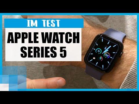 Apple Watch Series 5 im Test: Lohnt sich der Kauf? ⌚️(2019, deutsch)