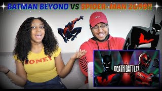 "ScrewAttack! ""Batman Beyond VS Spider-Man 2099 (DC VS Marvel) 